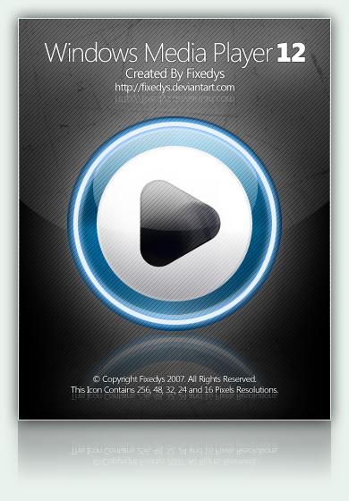 S Windows Media Player 12