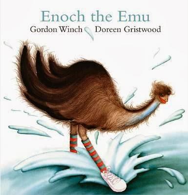 Enoch the emu