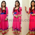 Sanchita Padukune Latest Salwar