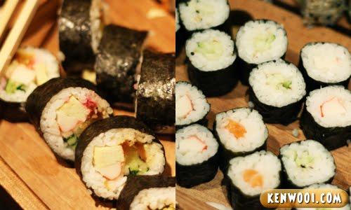 eyuzu sushi roll