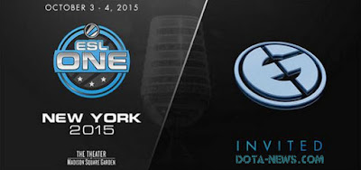 Evil Geniuses invited to ESL One Tournament