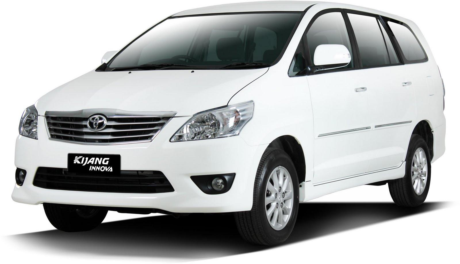 Rental Mobil Purwokerto - Kijang Inova
