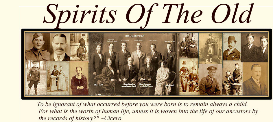 ~Spirits Of The Old~