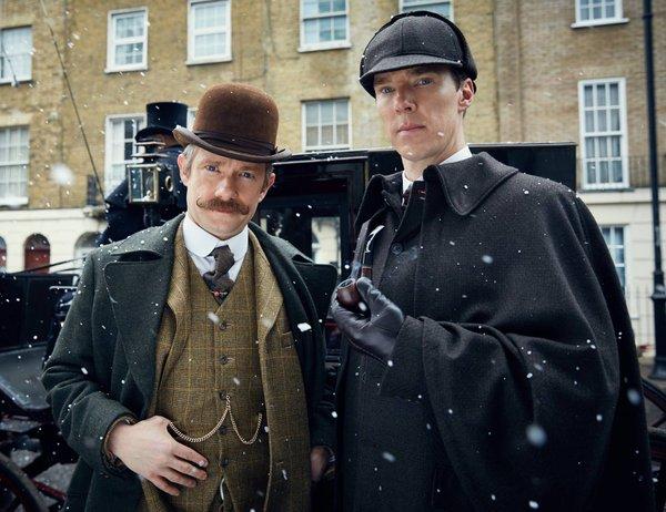 TNT emitirá el especial de Navidad de ''Sherlock''