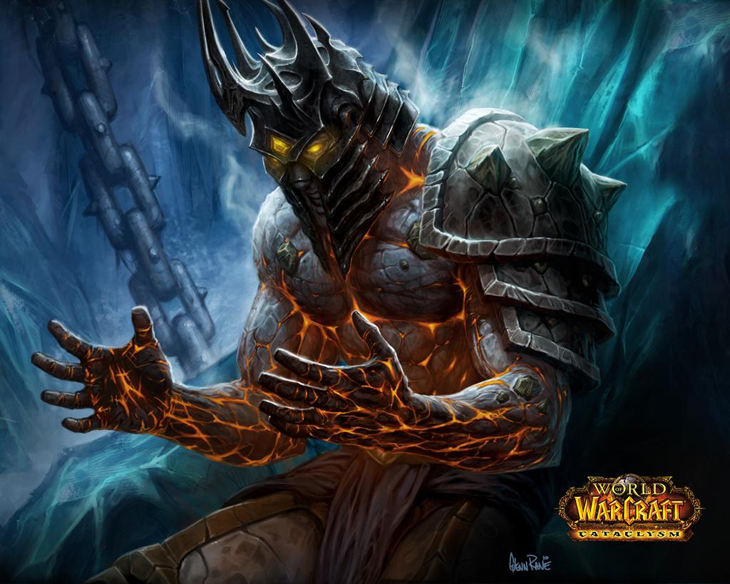 World of Warcraft HD & Widescreen Wallpaper 0.960724279073944