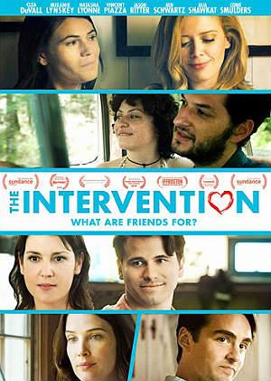 Filme Poster A Intervenção