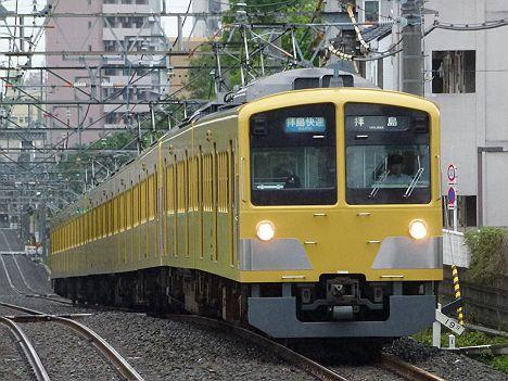 西武新宿線 拝島快速 拝島行き7 新101系(廃止)