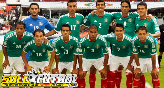 mexico rumbo al mundial