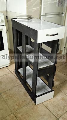 Mueble de cocina a medida hecho con for Medidas para hacer un mueble de cocina