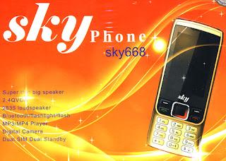 skyphone s668