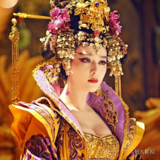 Empress Of China 2014