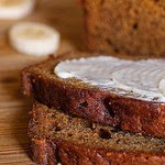 African Gourmet Banana bread photo by sajia hall