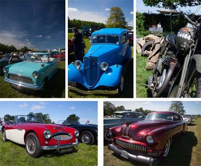 vintage cars minx sprite