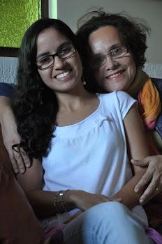 Eu e Clarinha