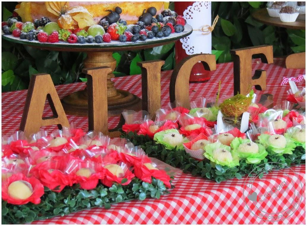 festa jardim rustica:Criadora de Festas: Festa Picnic da Alice