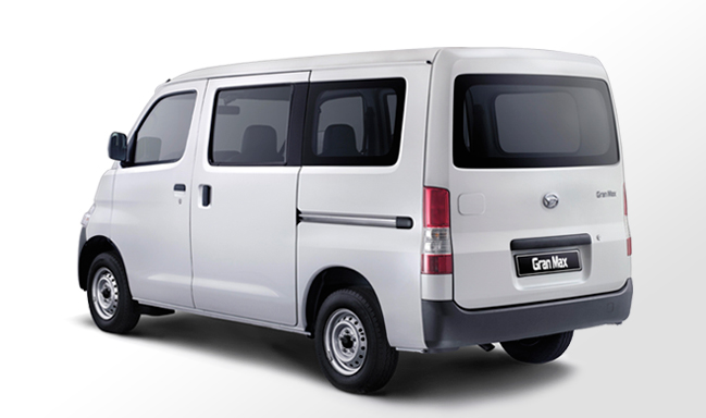 Motor  Daihatsu Grand Max Van  Performance And Specifications