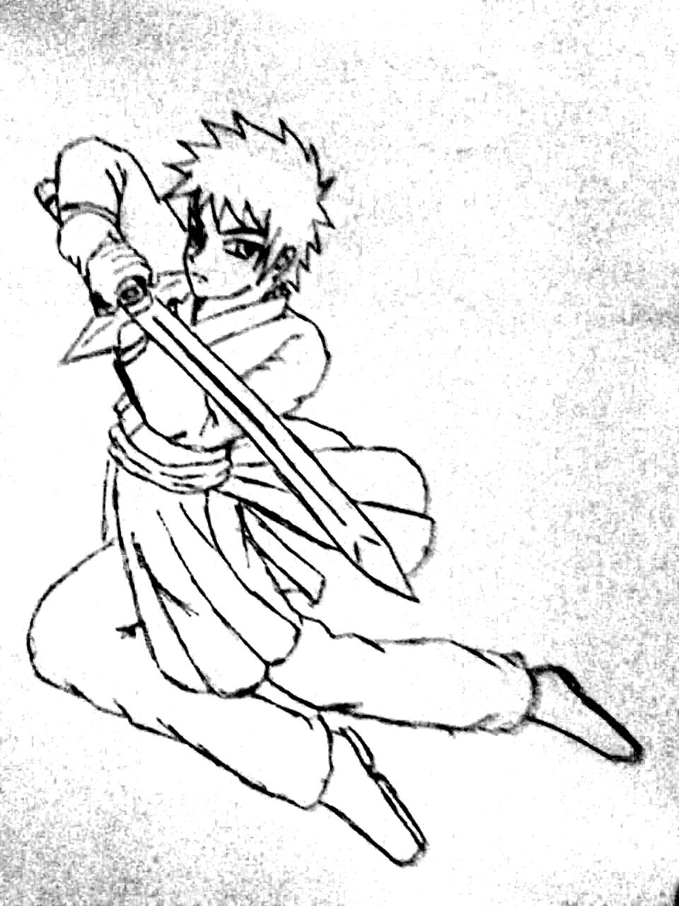 Oke selamat sore mina sore kali ini saya akan membagi tutorial cara mewarnai gambar anime di photoshop selamat menyimak