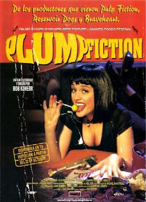 Plump fiction, spoof, Bob Koherr