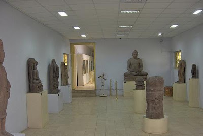 Archio logical Museum in Khajuraho