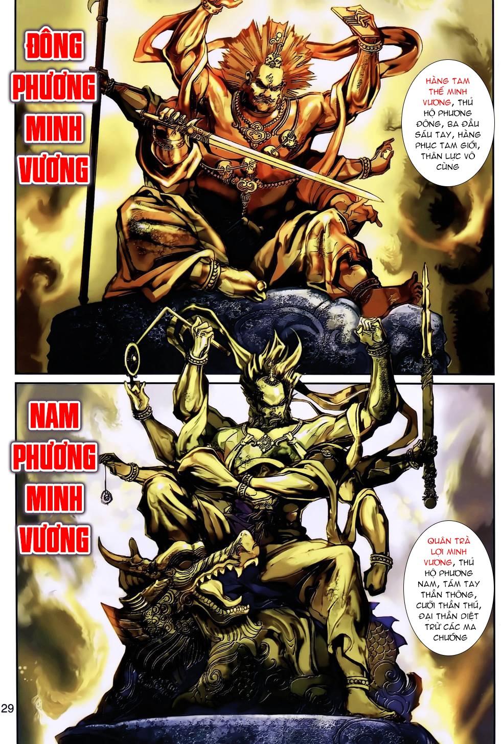 Thần binh huyền kỳ 3 - 3.5 tập 172 - 15