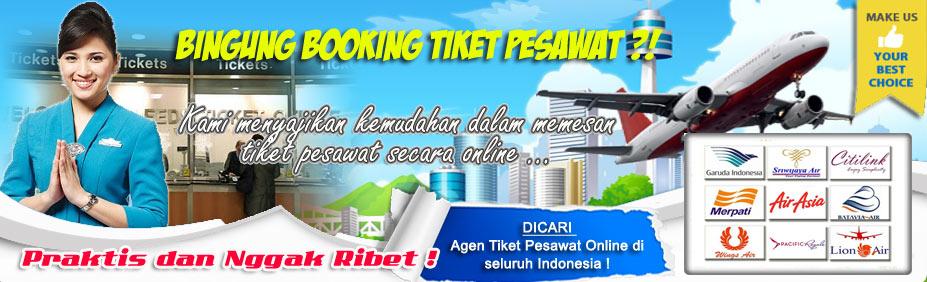 Booking Tiket Pesawat