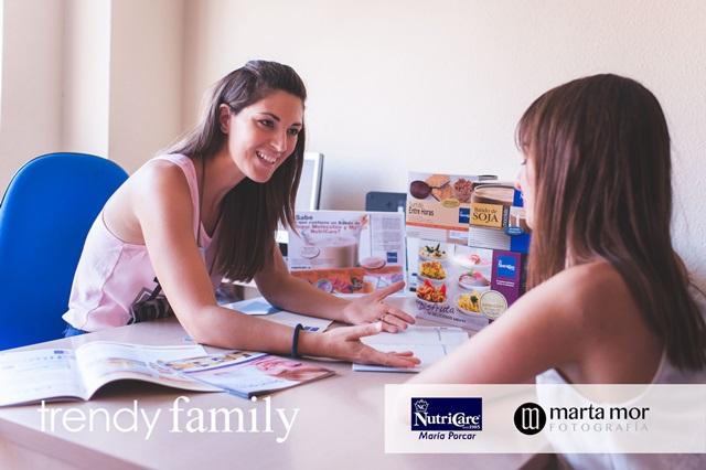 Maria Porcar Nutricare Trendy Family