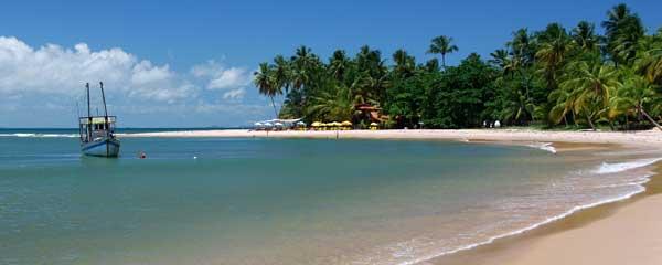 Uma Praia...