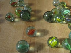 Old marbles....