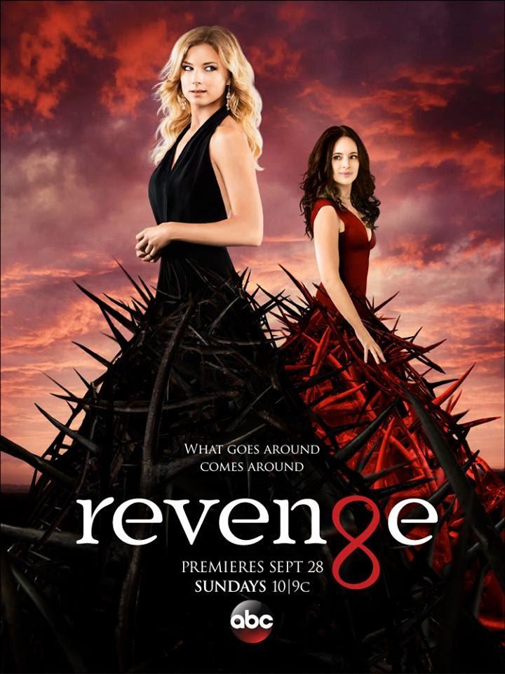 Revenge (Temporada 4)