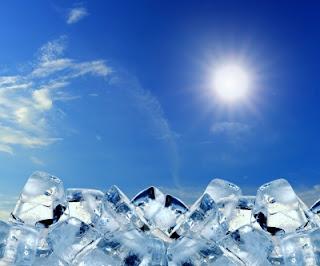 kreatív jégkockák hűsítenek