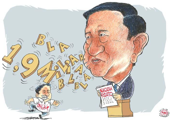 Bambang Yudhoyono (SBY) tentang perlindungan Tenaga Kerja Indonesia
