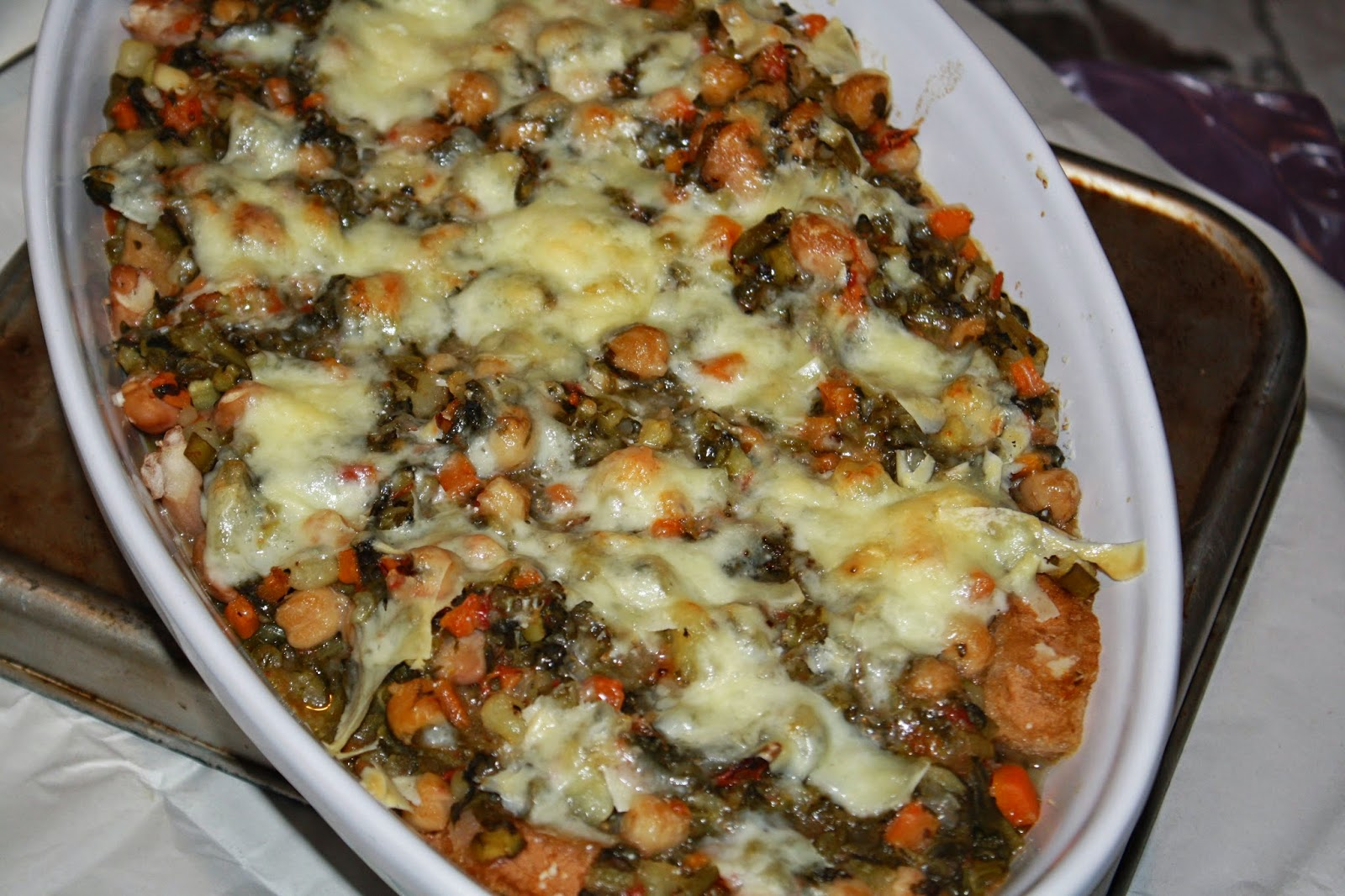 ricetta zuppa gratinata