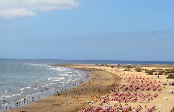 Gran Canaria Plaża
