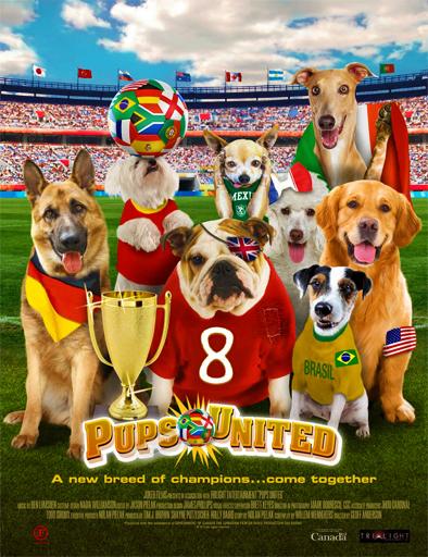 Ver Pups United (2015) Online