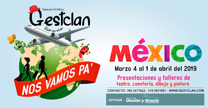 Próximo viaje a México