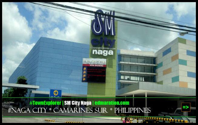 SM City Naga