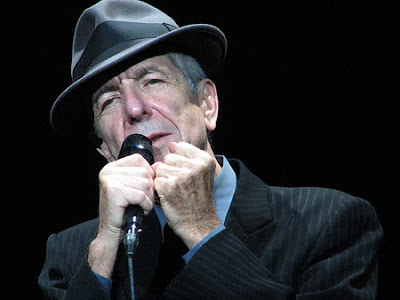 Leonard Cohen - The Darkness Lyrics