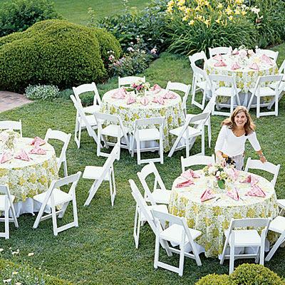 Festas No Jardim Garden Parties Gosto Disto