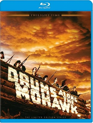 "Blu-ray Review | ""Drums Along the Mohawk"""