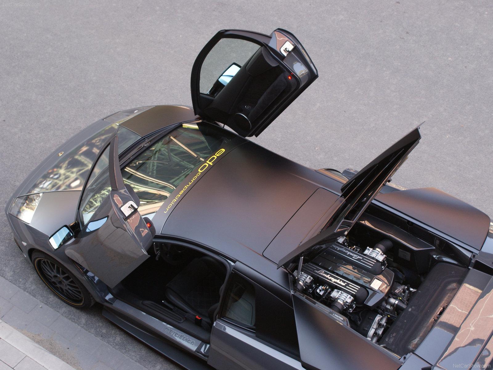 Hình ảnh siêu xe Edo Lamborghini Murcielago LP710-2 2008 & nội ngoại thất