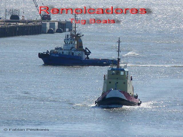 Remolcadores - Tug Boats