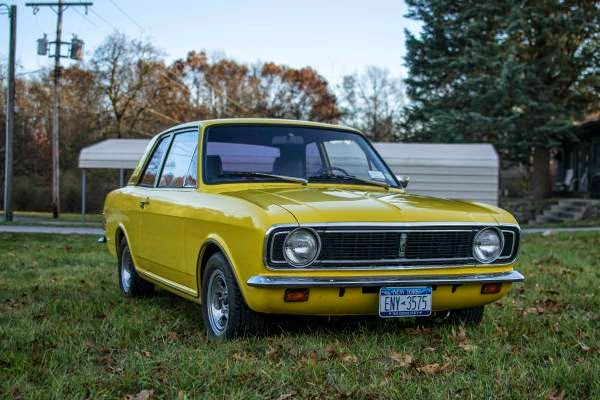 Daily Turismo: 2k: Whip Or Wreck: 1969 Ford Cortina 1600 GT