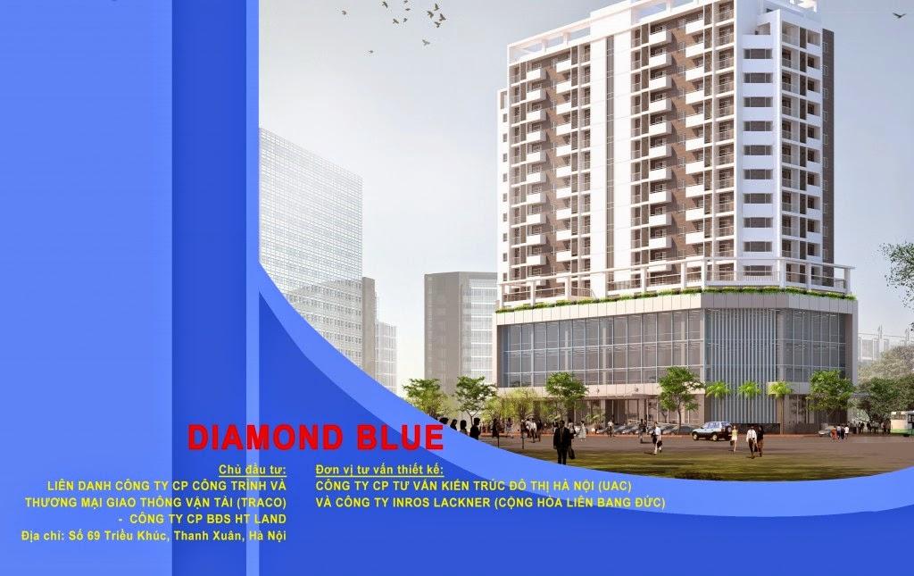 Chung cư 69 Triều Khúc Diamond Blue