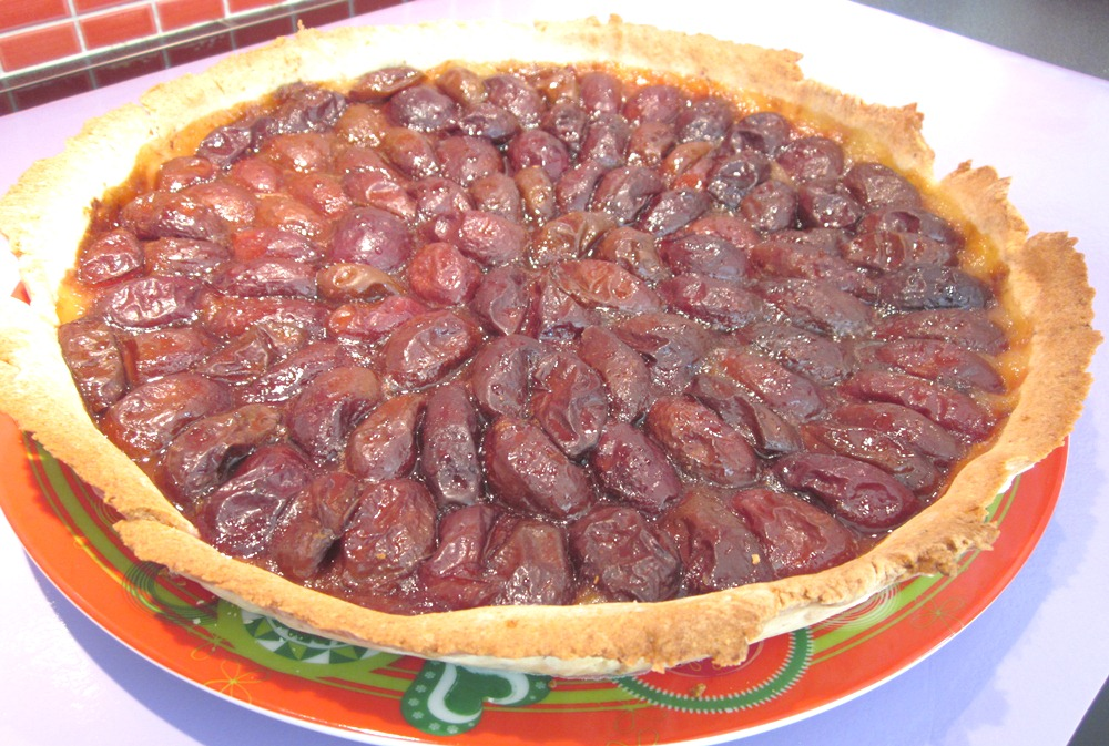 tarte sucrée sans gluten