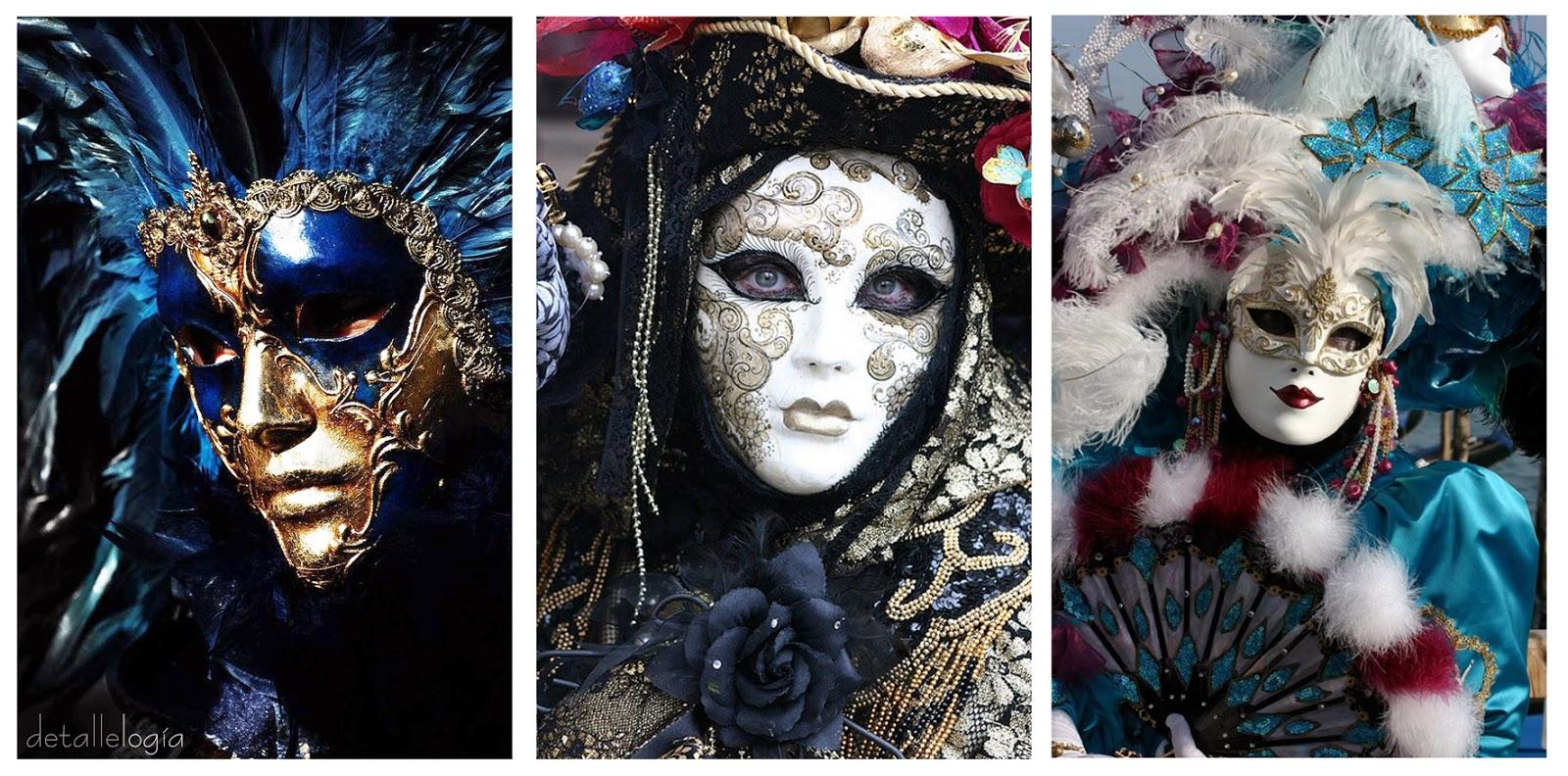 Detallelogia m scaras venecianas - Mascaras de carnaval de venecia ...