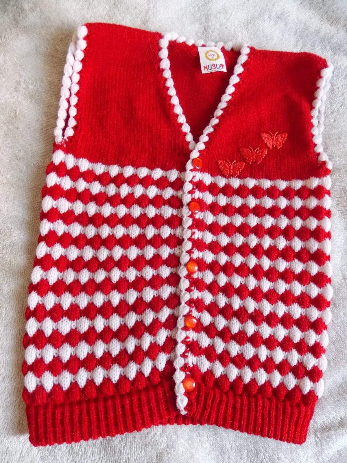 MY Baby Sweater