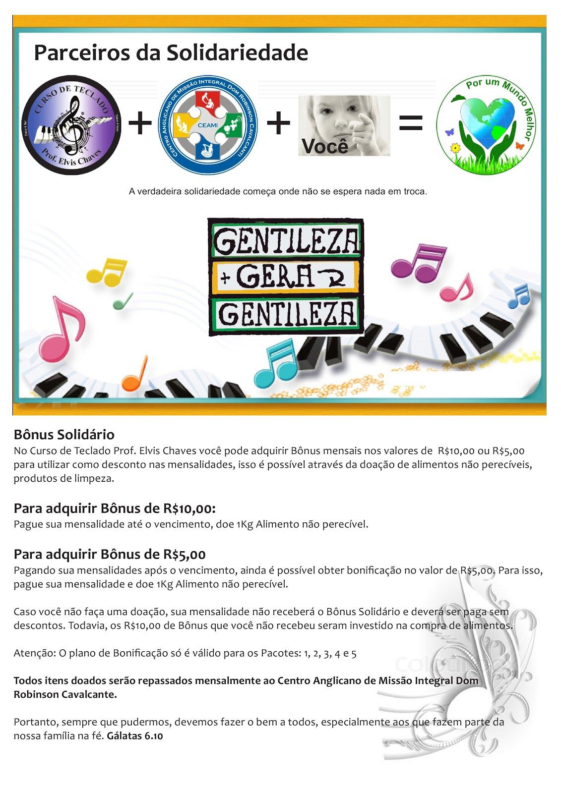 Bônus Solidario