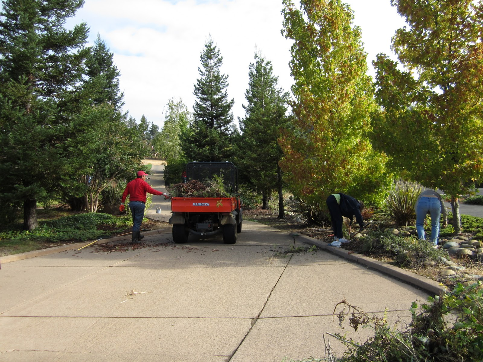 Winchester Country Club Golf Course Maintenance