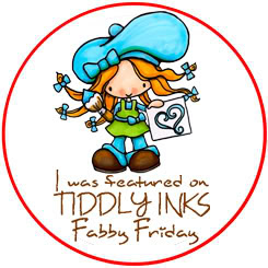Tiddly Inks Fabby Friday