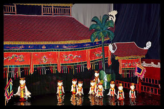 water puppet performance The Top 10 Things to Do While Visiting Ho Chi Minh City 